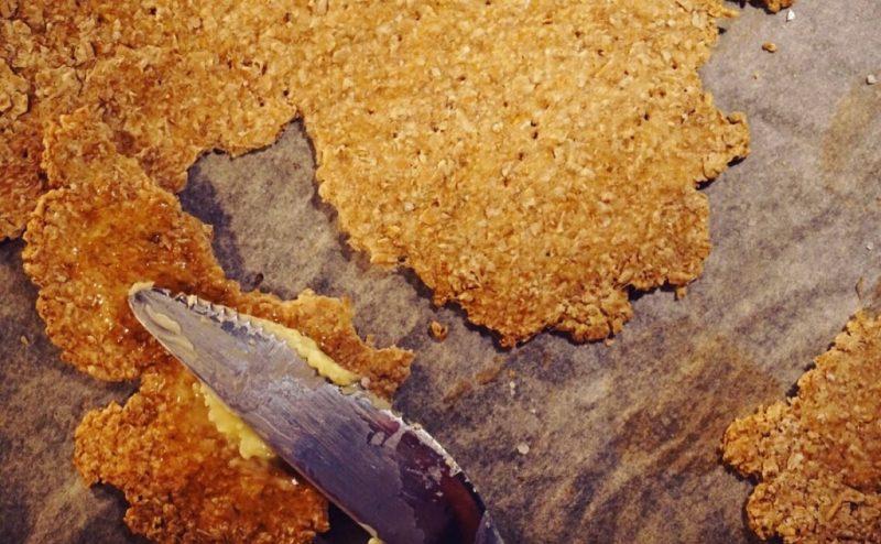 baka bröd med vassle
